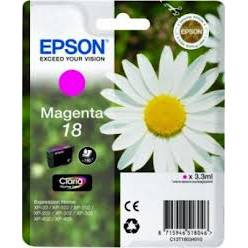 Epson Singlepack Magenta 18 Claria Home Ink 3,3ml