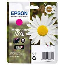 Epson Singlepack Magenta 18XL Claria Home Ink 6,6ml