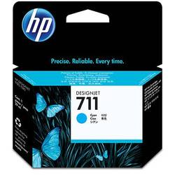 HP CZ130A Ink Cartridge 711 Cyan - 29ml