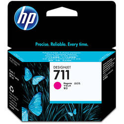 HP CZ131A Ink Cartridge 711 Magenta - 29ml