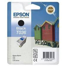 Epson Singlepack Black T036 10ml
