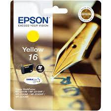 Epson Singlepack Yellow 16 DURABrite Ultra Ink 3,1ml