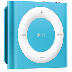 Apple iPod shuffle 2GB Blue md775bt/a