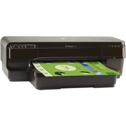 Imprimanta HP Officejet 7110, inkjet, color, format A3+, retea, Wi-Fi