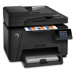 Multifunctional HP Color LaserJet Pro MFP M177fw, 16 ppm, Fax, Retea, Wi-Fi, ePrint, ADF