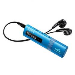 MP3 Player Sony NWZB183FL, 4GB, Albastru