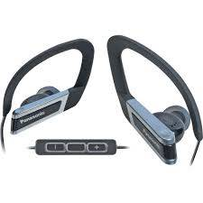 "Casti Panasonic ""clip"" pentru Iphone / Ipod, Black"