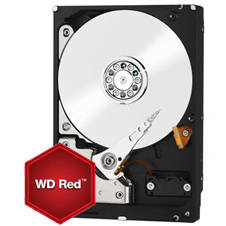 Hard disk Western Digital Red Pro 4TB SATA-III 7200RPM 64MB