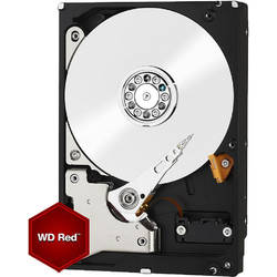 Western Digital HDD RED NAS SATA3, 6TB 64MB