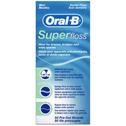 Oral-B Matase dentara Oral B Superfloss 50m