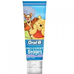 Oral-B Pasta dinti Oral B Stages Winni 75 ml 3+ ani
