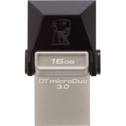 KINGSTON Memorie USB 16GB DT MicroDuo USB 3.0