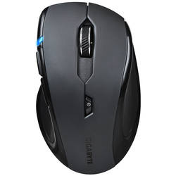 GIGABYTE Mouse optic 1000 DPI Wireless 2.4 GHz