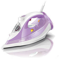 Philips Fier de calcat Azur Performer GC3803/30, Talpa SteamGlide, 2400W