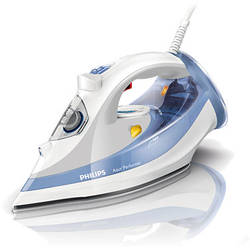 Philips Fier de calcat Azur Performer GC3802/20, Talpa SteamGlide, 2400W