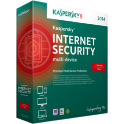 Antivirus Kaspersky Internet Security Multi-Device, 3 utilizatori, 1 an, Retail, Renew
