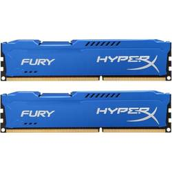 KINGSTON Memorie DDR3 16GB 1866MHz (Kit of 2) HyperX FURY Blue Series