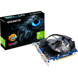 GIGABYTE Placa video GT730, 2GB