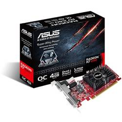 ASUS Placa video R7 240 4096MB DDR3 128 bit