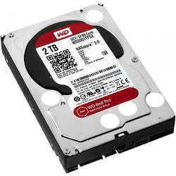 Hard disk Western Digital Red Pro 2TB SATA-III 7200RPM 64MB