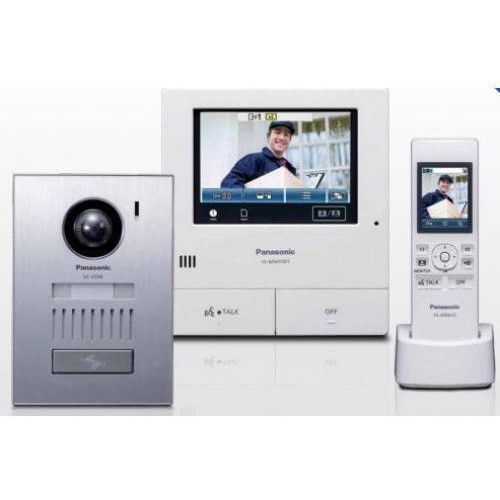 Sistem complet Wireless Video Interfon VL-SWD501UEX