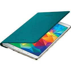 Husa Samsung Simple Cover EF-DT700BLEGWW Electric Blue pentru Samsung Galaxy Tab S 8.4 T700