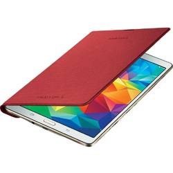 Husa Samsung Simple Cover EF-DT700BREGWW Glam Red pentru Samsung Galaxy Tab S 8.4 T700