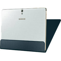 Husa Samsung Simple Cover EF-DT800BBEGWW Charcoal Black pentru Samsung Galaxy Tab S 10.5 T800