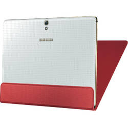 Husa Samsung Simple Cover EF-DT800BREGWW Glam Red pentru Samsung Galaxy Tab S 10.5 T800