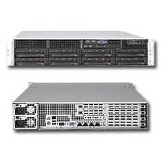 Supermicro Server 2U SYS-6026T-URF4+