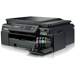 Multifunctional inkjet Brother MFCJ200YJ1, A4, print/copy/scan/fax