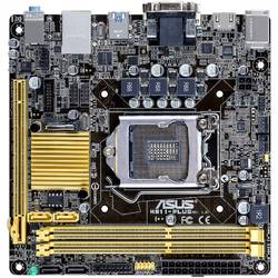 ASUS Placa de baza H81, socket 1150 H81I-PLUS
