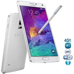 Telefon Mobil Samsung Galaxy Note 4 N910C 32GB LTE Frosted White