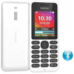 Telefon Mobil Single SIM Nokia 130 White