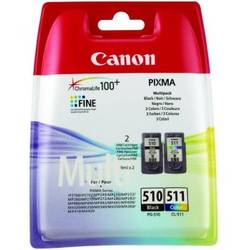 Cartus cerneala Canon pg510/cl511 inkjet pack cartridges