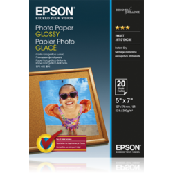 Epson S042544 13x18 Glossy Photo Paper