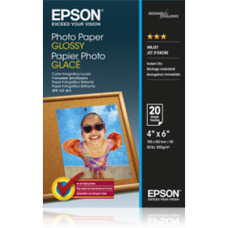 Epson S042546 10X15 Glossy Photo Paper
