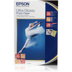 Epson S041943 10X15 Glossy Photo Paper