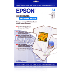 Epson S041154 Paper Iron on Transfer