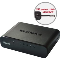 Edimax Switch 5port, Gigabit