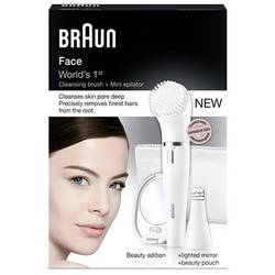 Braun - Epilator SE831 Face