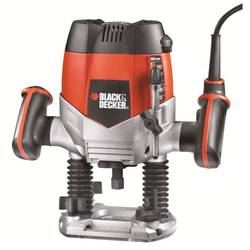 Black&Decker Masina de frezat KW900EKA, 1200 W, 28000 RPM, 55mm
