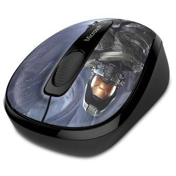 Mouse Microsoft Wireless Mobile Mouse 3500 Halo Limited Edition