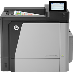 Imprimanta laser color HP LaserJet Enterprise M651n
