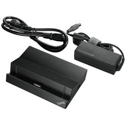 Resigilat Lenovo Docking Station 0B47113, ThinkPad Tablet 2 Dock, negru
