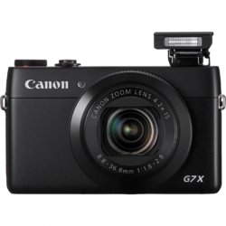 Canon Aparat Foto Digital PowerShot G7 X Black
