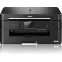 Multifunctional inkjet Brother MFC-J5620DW, A3, 22/20 ppm, ADF 35 coli, duplex A4 (print), Wireless, Ethernet, USB 2.0