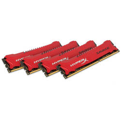 KINGSTON Memorie 32GB 1866MHz DDR3 (Kit of 4) XMP HyperX Savage