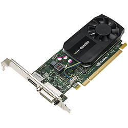 HP Placa video Quadro K620 2GB DDR3 128bit