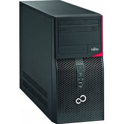 Fujitsu Sistem desktop ESPRIMO Mini-Tower P420, Intel Core i5-4440, 4GB, HDD 1TB, HD Graphics 4600, Tastatura + mouse